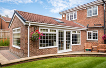 Great Harrowden house extension leads